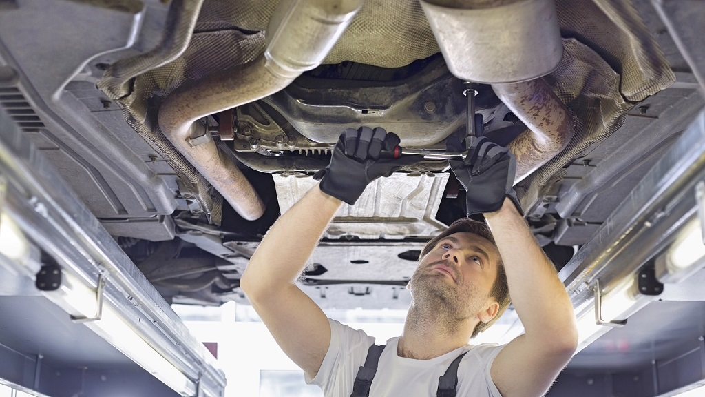 Vehicle maintenance law